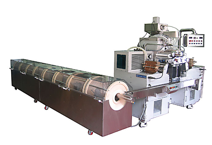 (VSG-372A) High Speed Softgel Manufacturing Line
